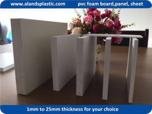 Good Plasticity White PVC Foam Board pictures & photos