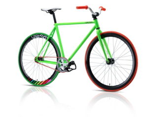 700c Single Speed City Road Bike