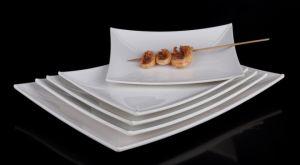 Hotel Melamine Tableware Plastic Plate (TP-8108) pictures & photos