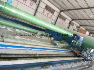 Automatic CNC Controlled FRP GRP Fiber Glass Filament Pipe Winding Making Machine Zlrc pictures & photos