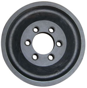 Custom Ductile Iron Casting Forklift Wheels pictures & photos