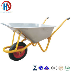 Zinc Tray Wheelbarrow Wb5238 pictures & photos