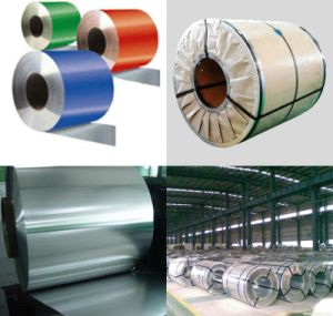 PPGI/Gi/SPCC Zinc Cold Rolled/Hot Dipped Galvanized pictures & photos