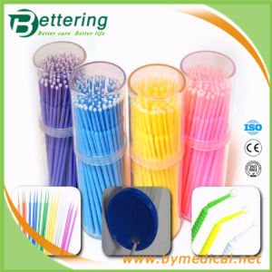 Disposable Plastic Micro Applicator for Dental Use pictures & photos