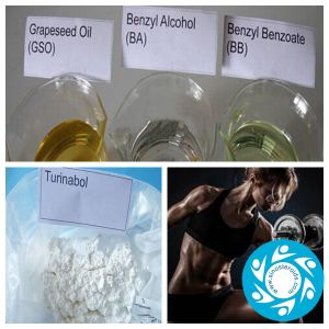 Bodybuilding Oral Turinabol / 4-Chlordehydromethyltestosterone for Muscle Growth pictures & photos
