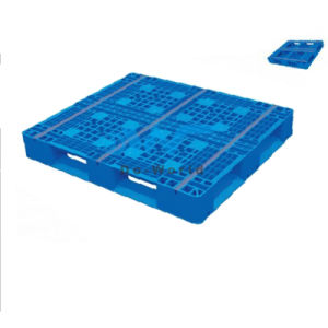 Corss-Base Plastic Pallet (In Steels) Dw-1210b2 pictures & photos