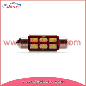Dled Car Light on Sale 5730 Canbus Festoon Light Bulb pictures & photos
