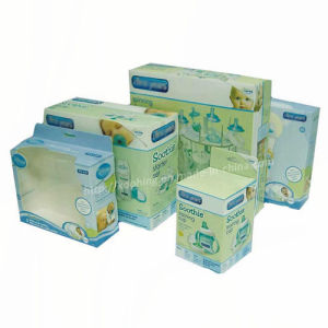 High Quality Printing APET Plastic Packing Box for Baby Bottle pictures & photos