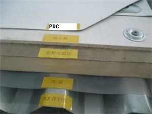 Cheap Construction Materials / Roof Waterproofing Membrane/ PVC Membrane/ Flat Roofing Materials / PVC Geomembrane/ PVC Roofing pictures & photos
