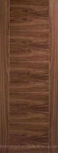 Interior Veneered Walnut Door S6-1003 pictures & photos