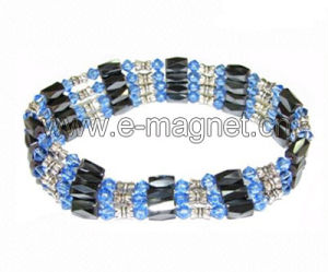 Chinese High-Energy Magnetic Therapy Beads Bracelet pictures & photos