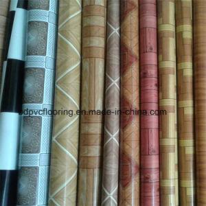 China Factory Supply Sponge PVC Vinyl Flooring pictures & photos