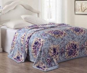 100% Polyester 150d/288f Super Soft Flannel Fleece Blanket