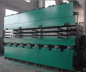 Tyre Tread Vulcanizing Machine for Tyre Retreading pictures & photos