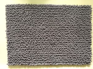 100% Polyester Bathroom Set Rug Anti-Slip Chenille Bath Mat pictures & photos