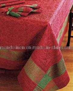 Nice 100% Linen Table Cloth (TC-013)