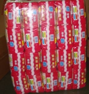 Small Packing Baby Diaper