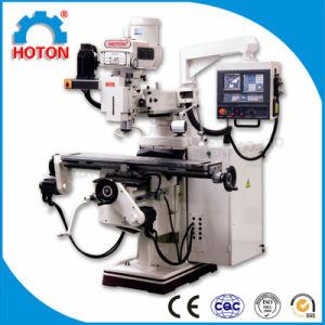 CNC Swivel Head Turret Milling Machine (XK6323A XK6325D) pictures & photos