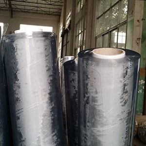 High Quality PVC Super Clear Film pictures & photos