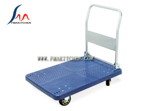 Plastic Board Trolley, Disassembly or Folding Type, Many Size pictures & photos