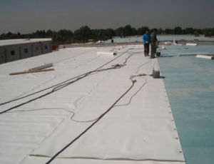1.5mm Tpo Waterproof Membrane for Roofing with Excellent Tensile Strength pictures & photos