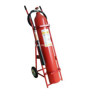 20kg CO2 Fire Extinguisher with Trolley pictures & photos