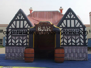 Inflatable Tent Pub, Inflatable Tent Bar, Inflatable Tavern Made of Waterproof PVC Tarpaulin pictures & photos
