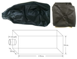 Disposable Insulation Removal Vacuum Bags pictures & photos