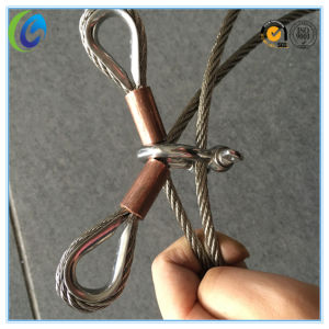Spliced Thimble S. S Wire Rope Sling pictures & photos