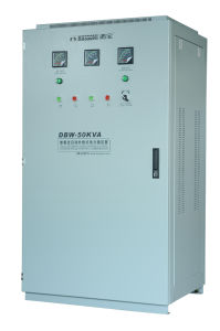 Single-Phase Full-Automatic Compensated Voltage Regulator (Big Power) 50k pictures & photos