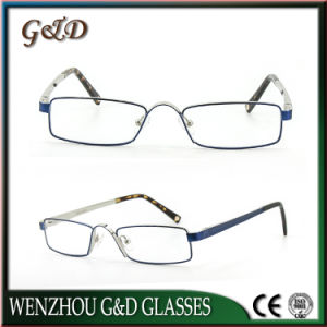 Latest Design Metal Eyewear Eyeglass Reading Glasses 44-772 pictures & photos