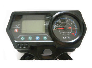 Ww-7258 Motorcycle Part, LED Motorcycle Speedometer, pictures & photos