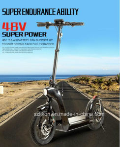 Patent Electric Scooter with Original Design Brand New 48V 500W 45km/H, Foldable E-Scooter (JIEXG MINI)