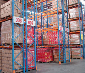 CE Approved Heavy Duty Warehouse Storage Pallet Steel Rack System pictures & photos