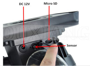 Professional Security PIR WiFi 3G Motion Sensor Light Camera Zr720 pictures & photos