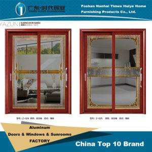 Aluminum/Aluminium Hanging Sliding Door Model Z-024 pictures & photos