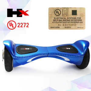 fashion Two Wheel Balancing Scooter Dural Channels Bluetooth Hoverboard UL2272