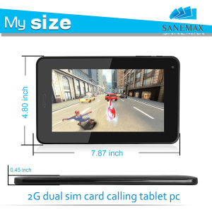 Cheap 2g Calling E9 China Tablet PC with SIM Card (T710)