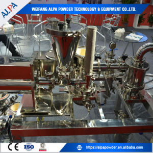 Jet Mill for Ultrafine, Ultrapurity and High Hardness Material pictures & photos