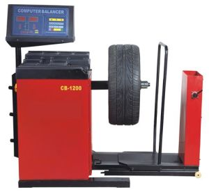 Fsd-1200 Truck Tire Balancing Machine pictures & photos