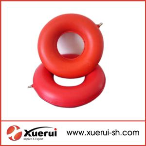 Round Natural Rubber Inflatable Air Cushion pictures & photos