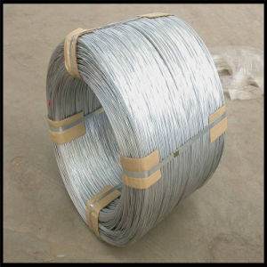 18 Guage Electro Galvanized Tie Wire pictures & photos