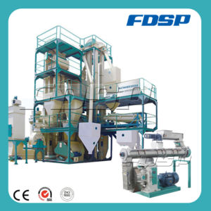 CE Certificated Floating and Sinking Fish Feed Production Line pictures & photos