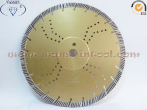 14′′ Turbo Diamond Saw Blade with Reinforced Core pictures & photos