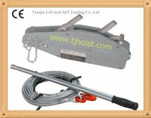 Grip Hoist, Grip Puller, Wire Rope Pulling Hoist