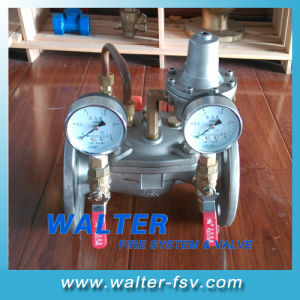 200X Stainless Steel Pressure Reducing Valve pictures & photos