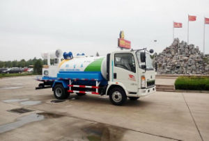 Multi Function Dust Suppression Truck