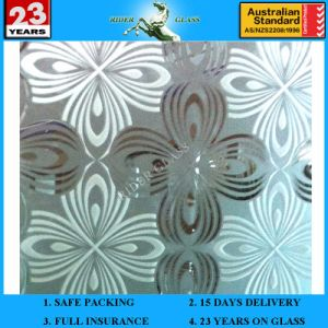 3-6mm Am-51 Decorative Acid Etched Frosted Art Architectural Glass pictures & photos
