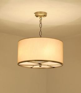 Metal Fabric Pendant Lamp (WHP-310) pictures & photos