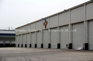 Stable Light Steel Frame Pole Barns with Reasonable Price